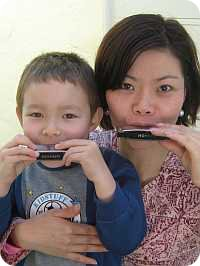 Harmonica For Children A Great Musical Instrument For Kids